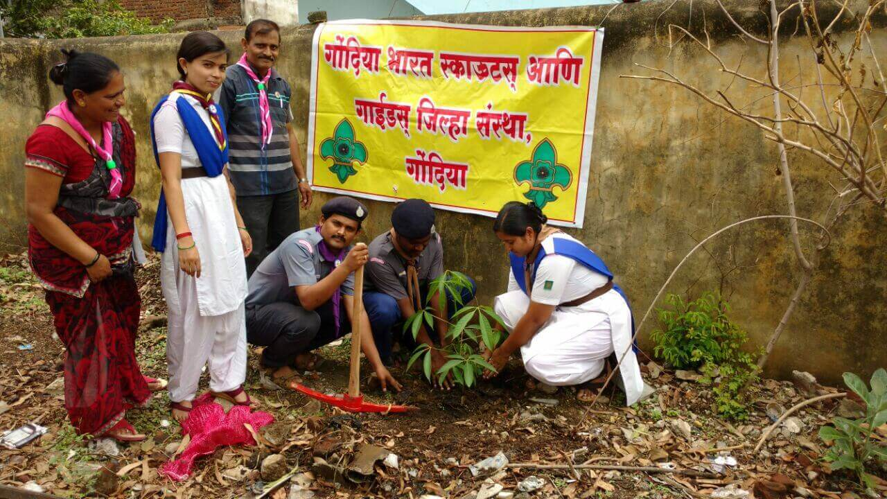 Gondia Bharat Scouts & Guides, Gondia