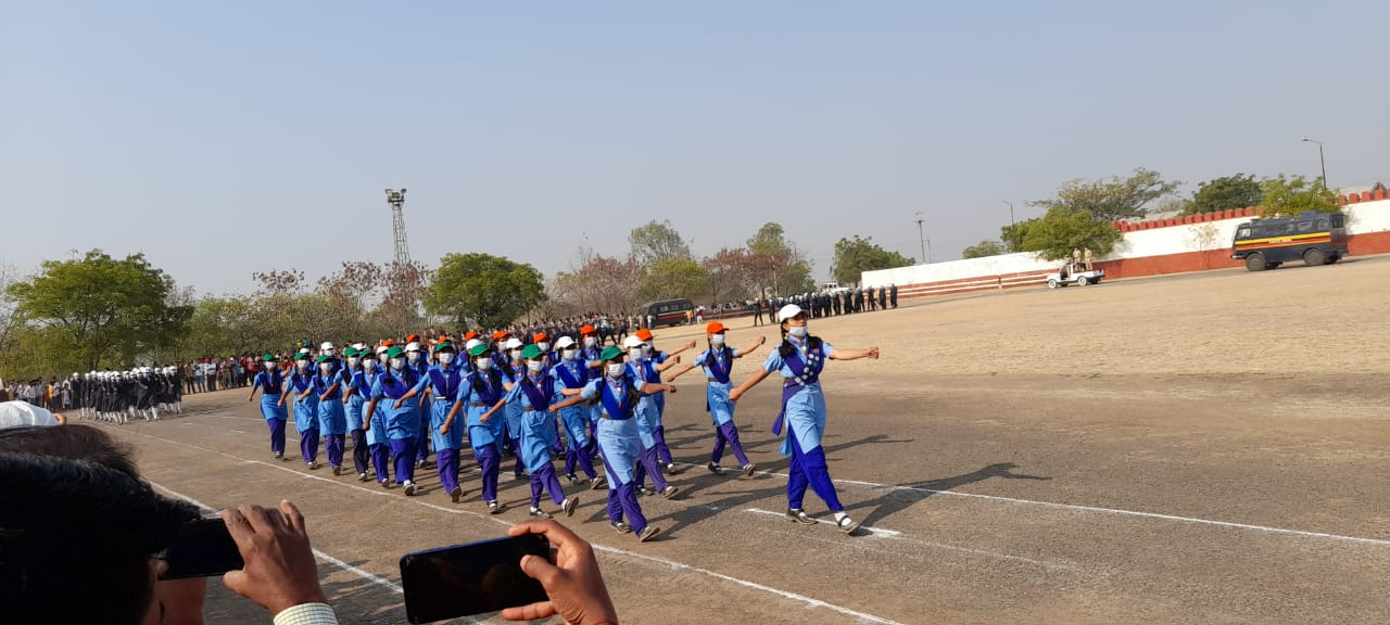 70th Republic Day Celebration, 26th January 2019
